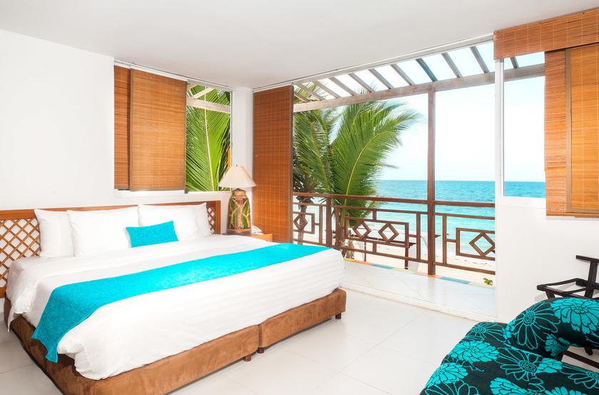 Hotel MS San Luis Village, Ile de San Andres, Colombie, chambre