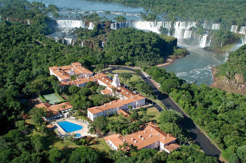 Das Cataratas, Iguazu, Brésil, extérieur