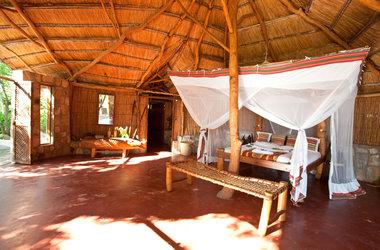Mozambique   lodge nkwichi   chambre  2  listing