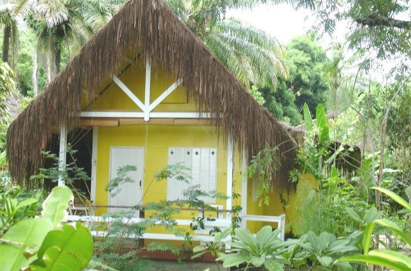 Vila Sereia, Ilha de Boipeba, Brésil, bungalow