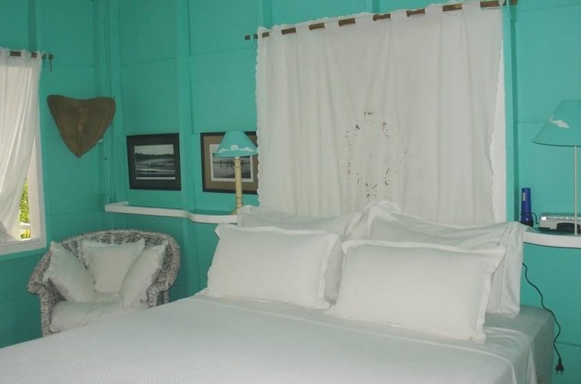 Vila Sereia, Ilha de Boipeba, Brésil, chambre