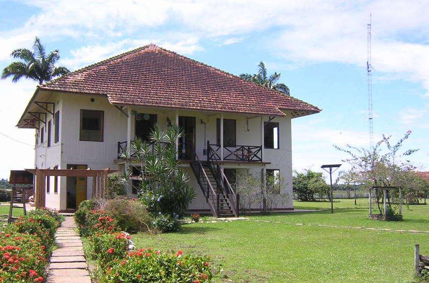 Fazenda Do Carmo, Marajo, Brésil