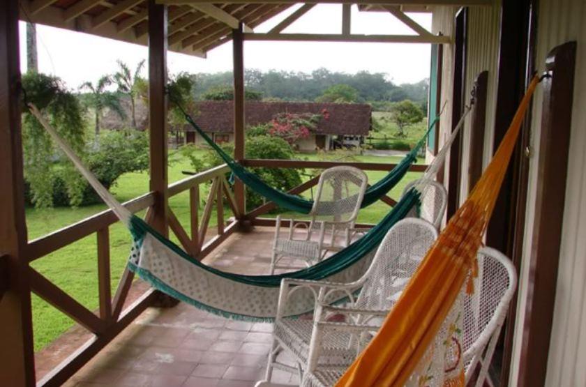 Fazenda Do Carmo, Marajo, Brésil, terrasse