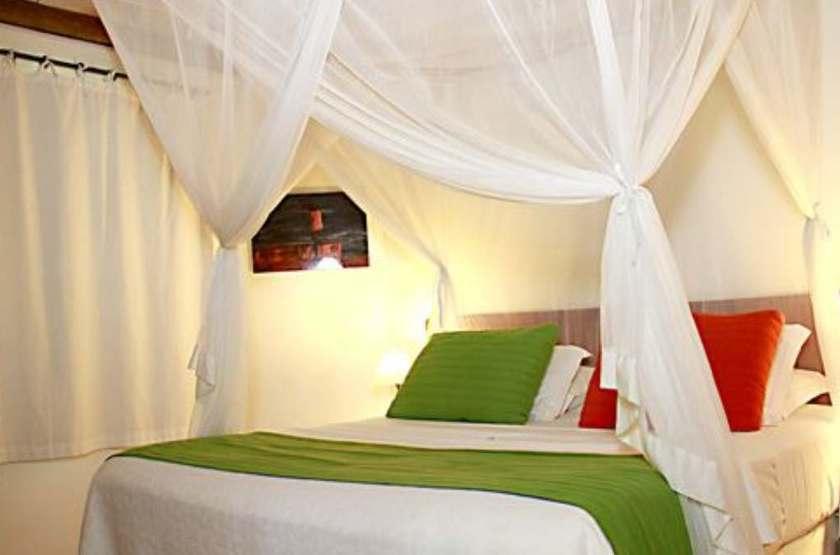 Anima Hotel, île de Tinharé, Brésil, chambre