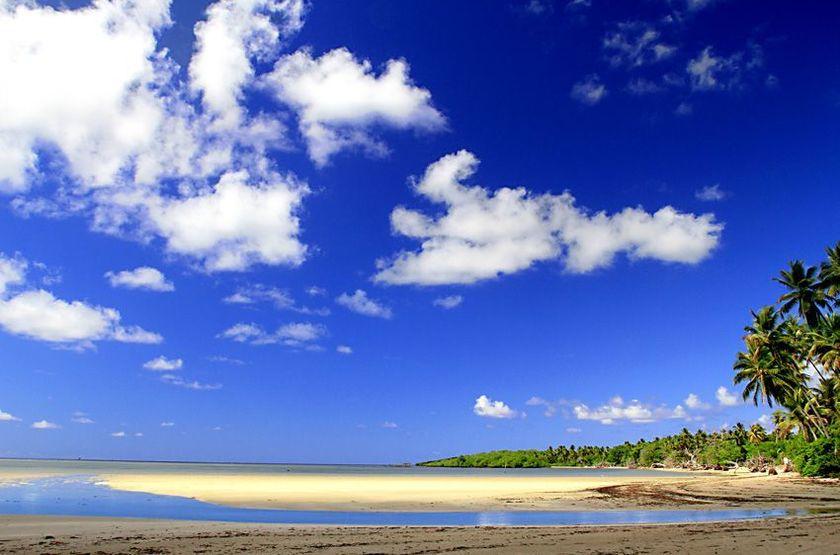 Anima Hotel, île de Tinharé, Brésil, plage