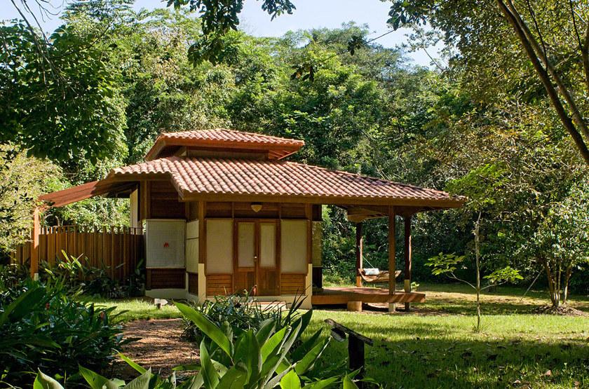 Cristalino Jungle Lodge, Amazonie, Brésil, extérieur