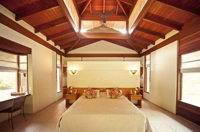 Cristalino Jungle Lodge, Amazonie, Brésil, intérierur