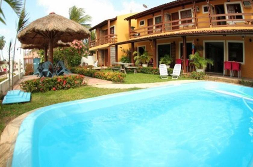 Olho de Agua, Bonito, Brésil, piscine
