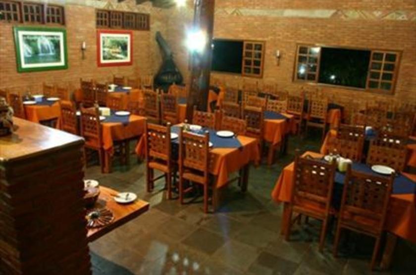 Olho de Agua, Bonito, Brésil, restaurant