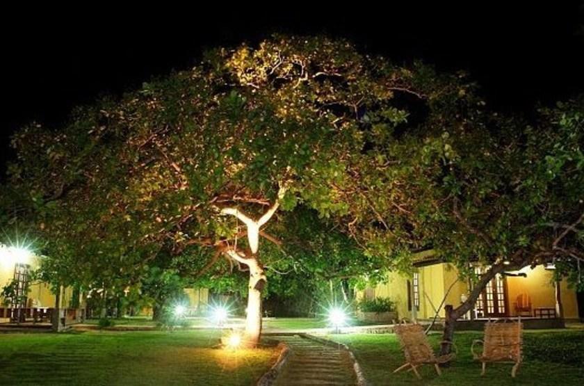 Pousada Sossego do Cantinho, Barreirinhas, Brésil, jardin