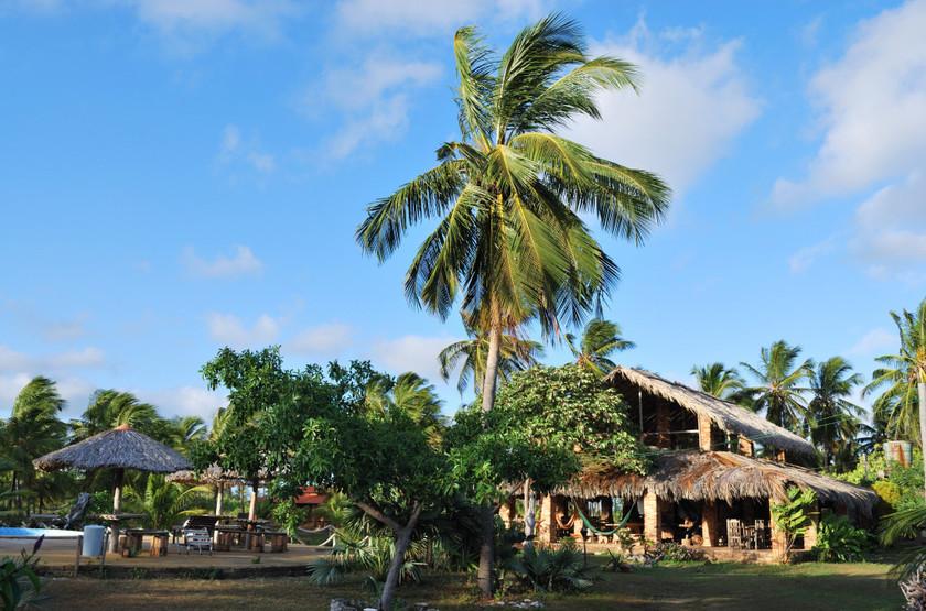 Rancho do Buna, Atins, Brésil, extérieur