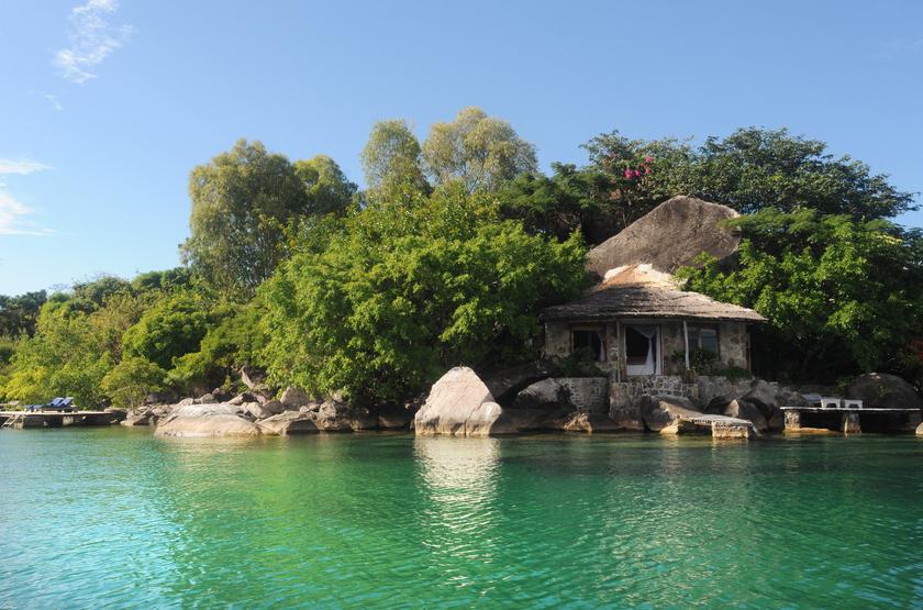 Kaya Mawa, Lac Malawi, Malawi