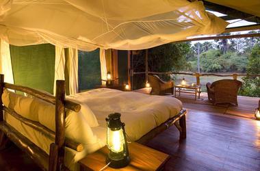 Malawi shire river liwonde   mvuu lodge    room 3 listing