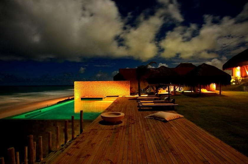 Kenoa Resort, Maceio, Brésil, by night