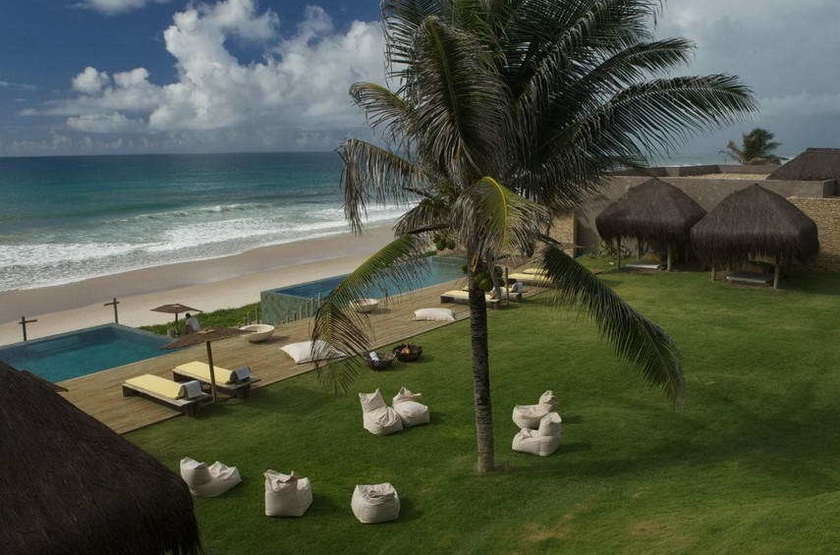 Kenoa Resort, Maceio, Brésil, plage