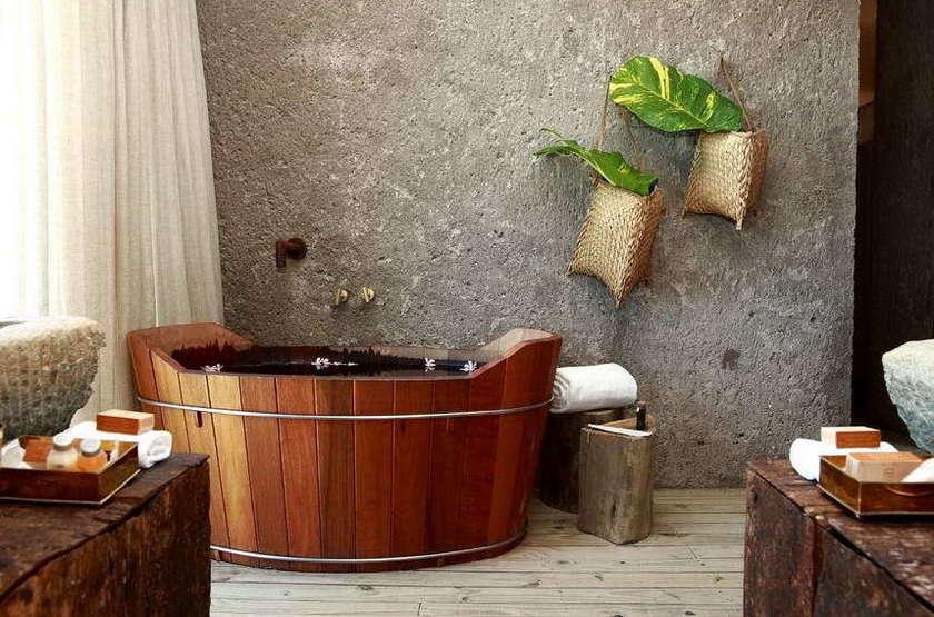 Kenoa Resort, Maceio, Brésil, salle de bains