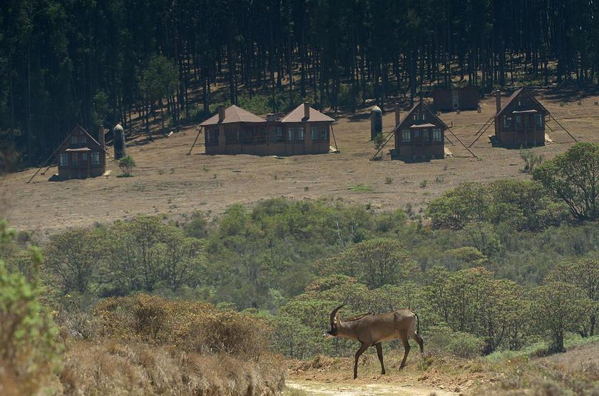 Chelinda Lodge, Nyika Park, Malawi