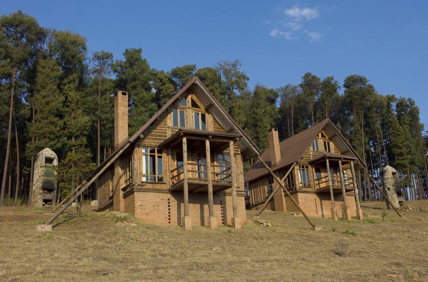 Chelinda Lodge, Nyika Park, Malawi, chalets