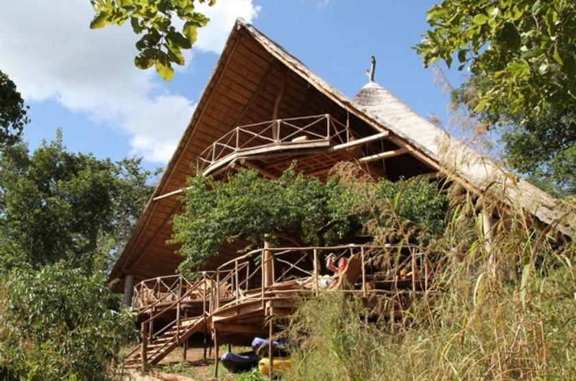 Tongole Wilderness Lodge, Reserve Nkhotakota, Malawi, chambre