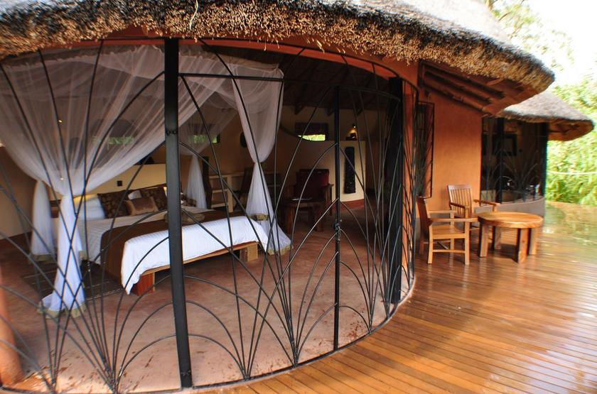 Tongole Wilderness Lodge, Reserve Nkhotakota, Malawi, chambre