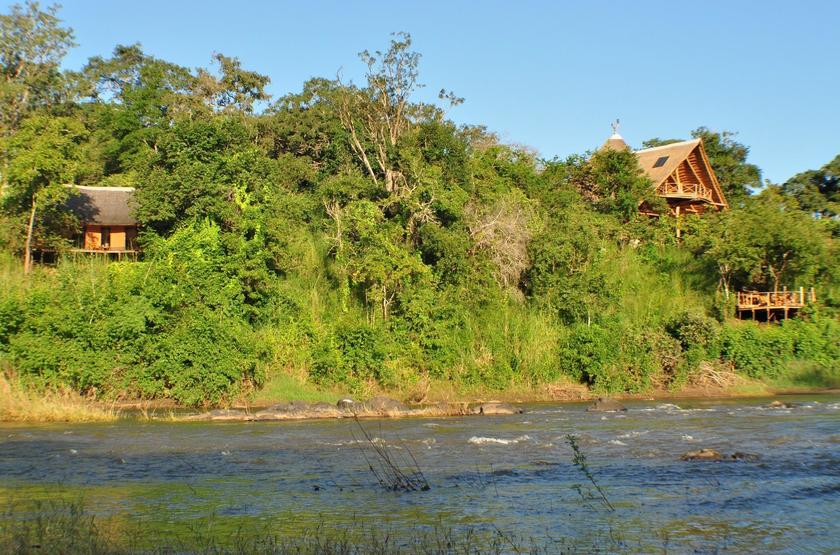 Tongole Wilderness Lodge, Reserve Nkhotakota, Malawi, extérieur
