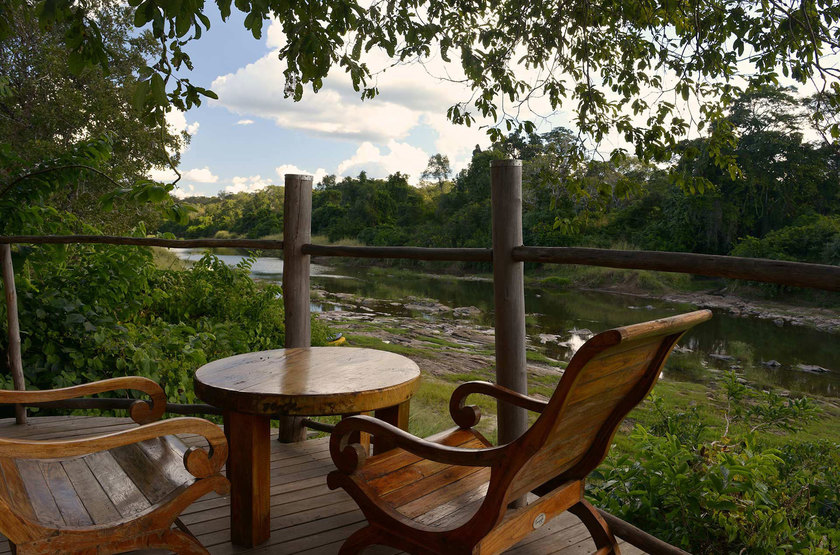 Tongole Wilderness Lodge, Reserve Nkhotakota, Malawi