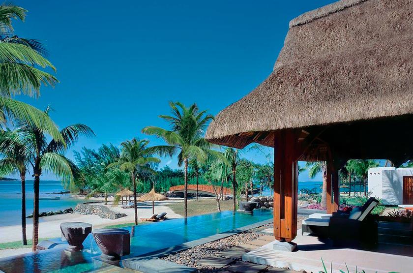 Shangri-la Le Touessrok, Ile Maurice, beach villa