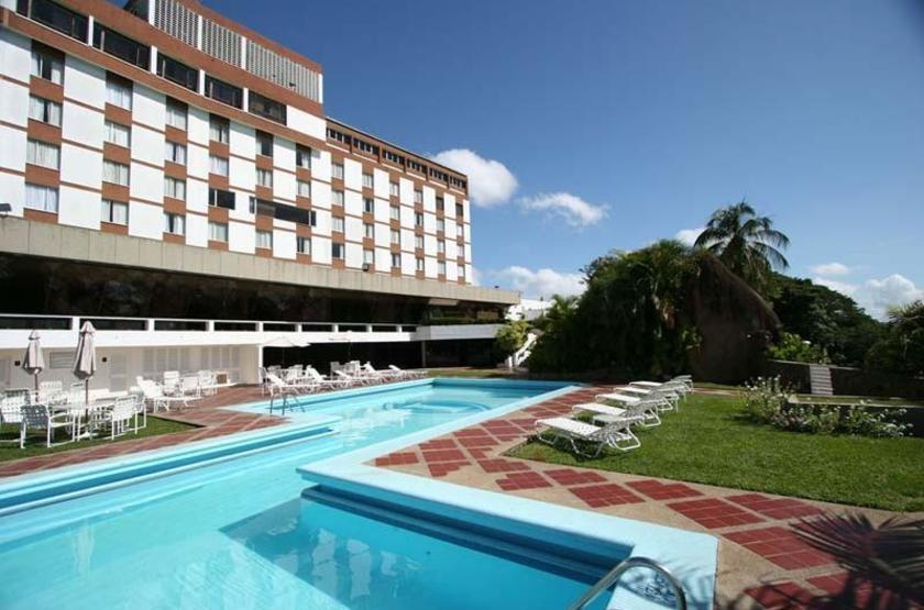 Venetur Orinoco Hôtel, Ciudad Guayana, Venezuela, extérieur