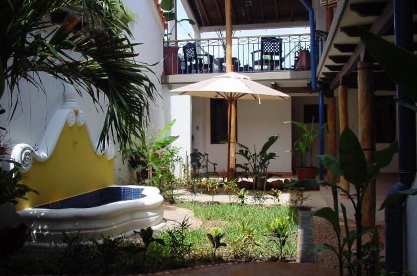 Posada Angostura, Bolivar, Venezuela, jardins