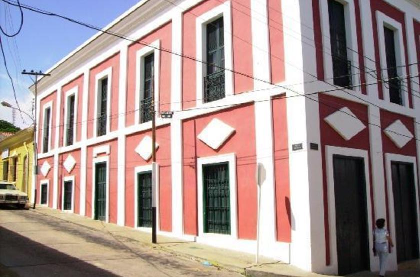 Posada Casa Grande, Bolivar, Venezuela, extérieur