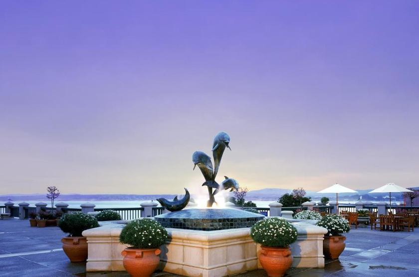 Monterey Plaza Hotel & Spa, Etats Unis, terrasse