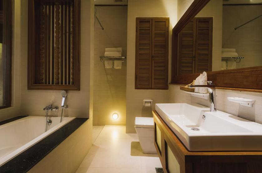 Birmanie - Rupar Mandalar - Salle de bains