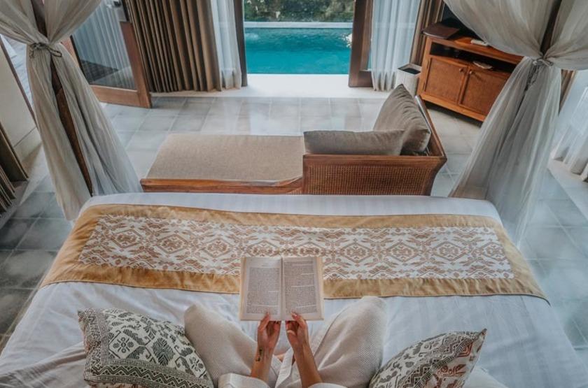 Indonésie - Bali - Chambre