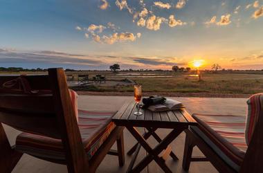 Zimbabwe%20 %20camp hwange sunset listing