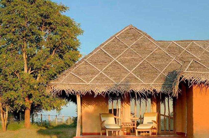 Inde - Kabini - Hutte luxe