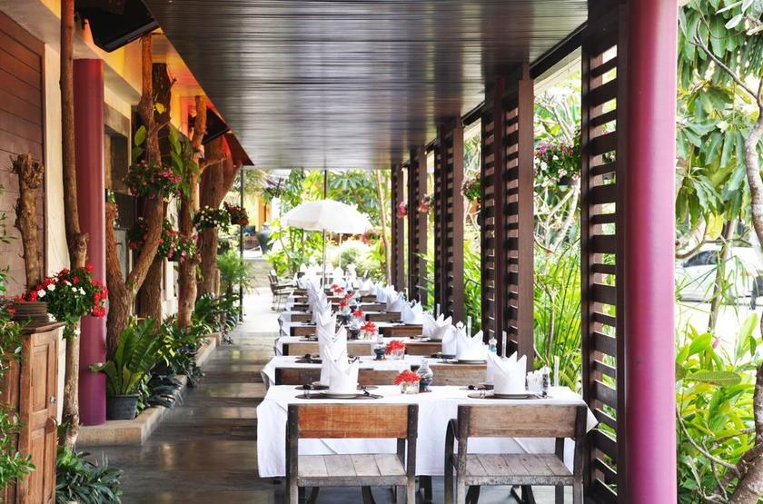 Thaïlande - Laluna Hotel - Restaurant extérieur