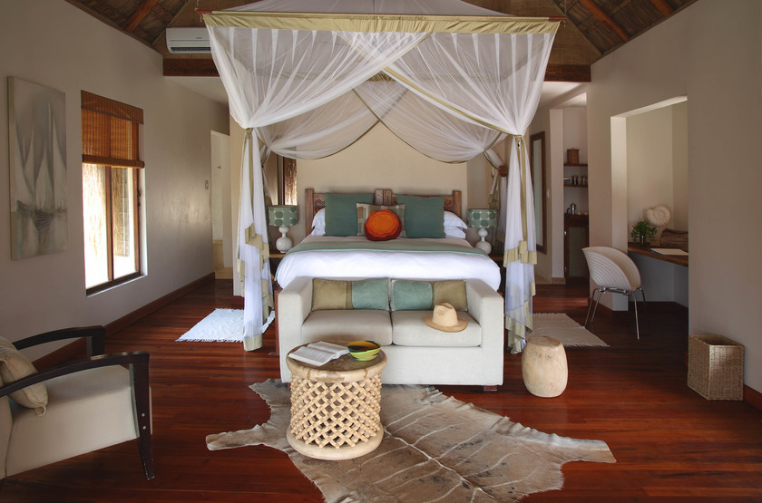 Azura Benguerra Island, Vilancoulos, Mozambique, chambre