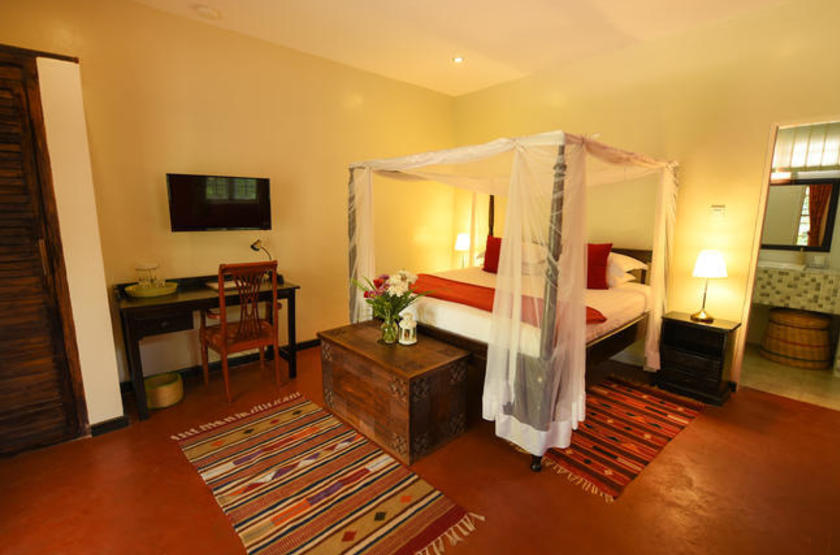 Boma Guest House, Ouganda, chambre