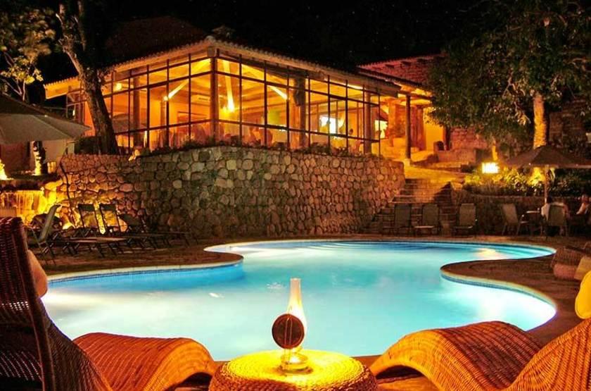 Los Almendros de San Lorenzo, Suchitoto, Salvador, piscine