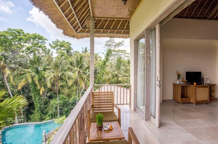 Indonésie - Bali - Chambre piscine
