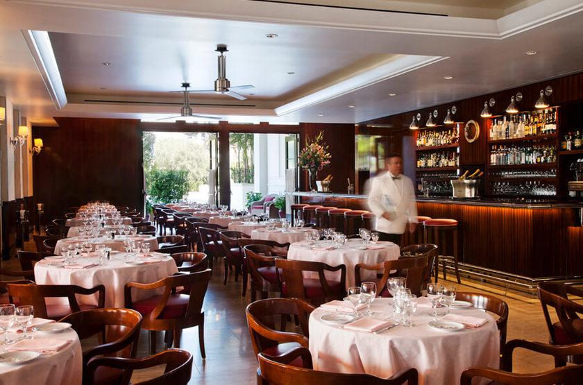Mr C Beverly Hills, Los Angeles, Etats Unis, restaurant