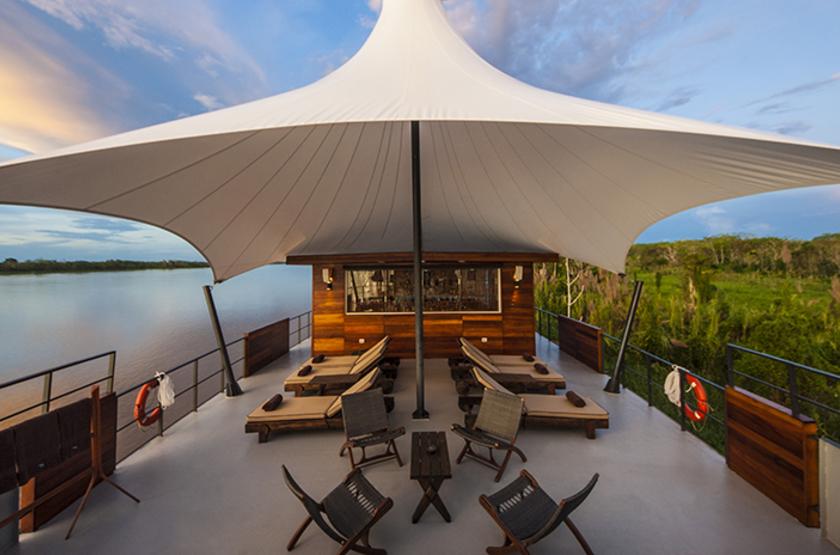 Aria Amazon, Croisière sur l'Amazone, Pérou