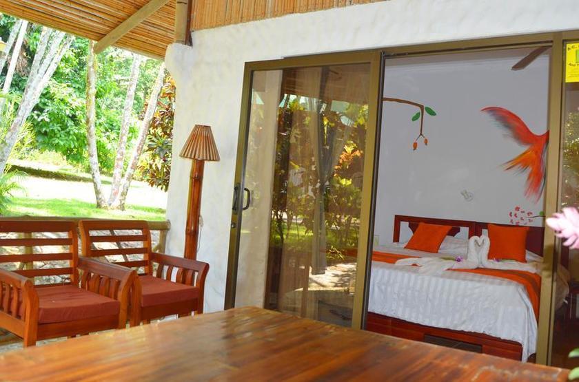 Costa Rica - Villas Rio Mar - Terrasse chambre