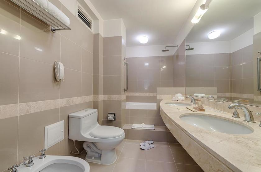Pérou - Los Portales - Salle de bains