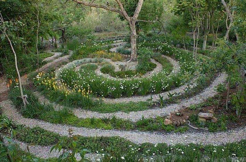 Old Joe's Kaia, Schoemanskloof, Afrique du Sud, jardins