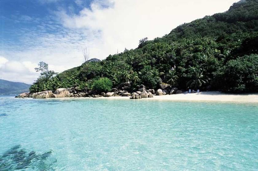 New Emerald Cove, Anse La Farine, Seychelles, plage