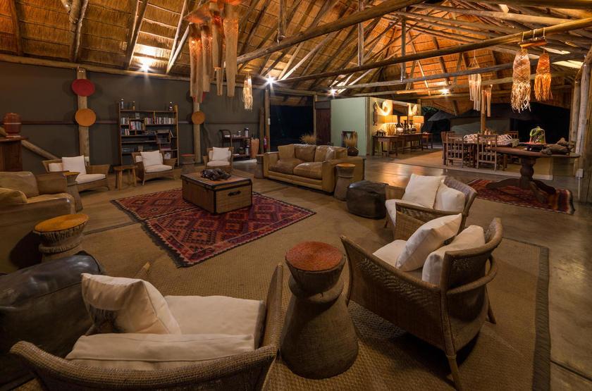 Camp Hwange, l'Afrique nature est un luxe