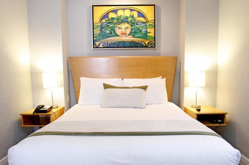 Etats-Unis - Crest Hotel Suites - Chambre