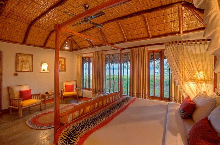 Inde - Kabini - Hutte de luxe