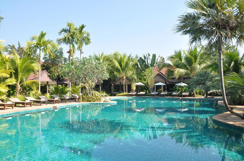 Thaïlande - Laluna Hotel - piscine
